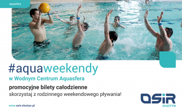 OSIR aquaweekendy 2018