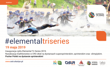 OSIR triathlon elemental triseries 2019